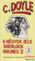 A Négyek Jele - Sherlock Holmes