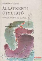 Állatkerti útmutató - Borsos Miklós rajzaival