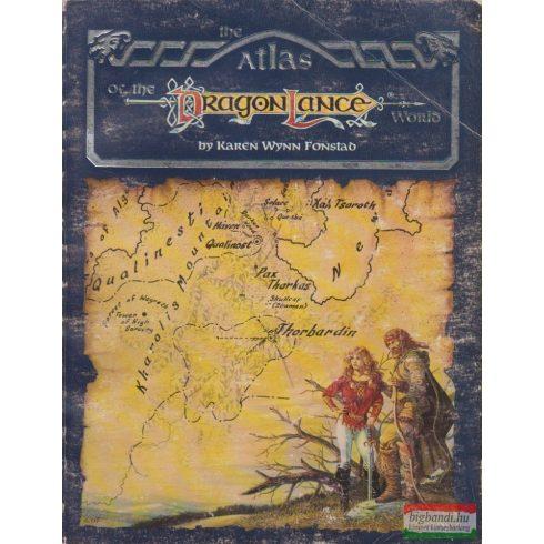 Karen Wynn Fonstad - The Atlas of the Dragonlance World