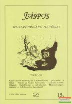 Jáspis - Szellemtudományi folyóirat 15. V. Évf. 1994 március