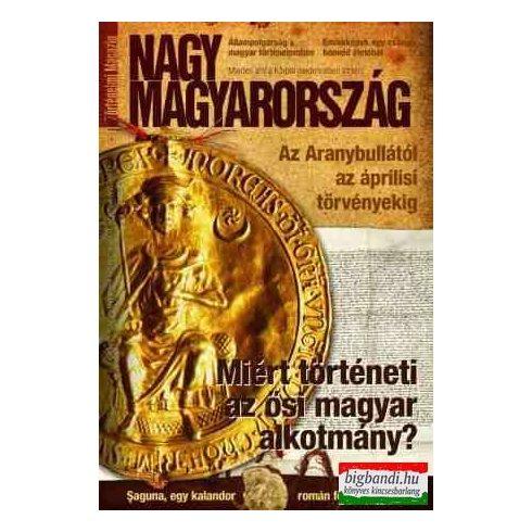 Nagy Magyarország I. évf. 4. szám 2009. december