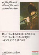 300 év fuvolamuzsikája - Az olasz barokk