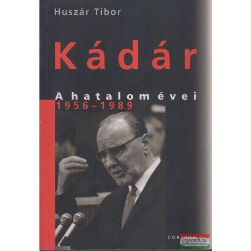 Huszár Tibor - Kádár