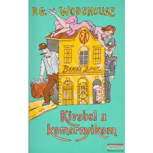 P.G. Wodehouse - Kirabol a komornyikom