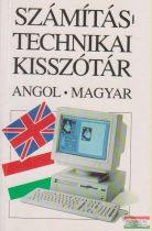 Bara Gyula, Telegdi Péter szerk. - Számítástechnikai kisszótár - Angol-magyar