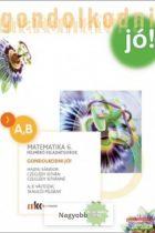 Gondolkodni jó! Felmérő feladatsorok matematika 6. osztály A,B változat tanulói példány