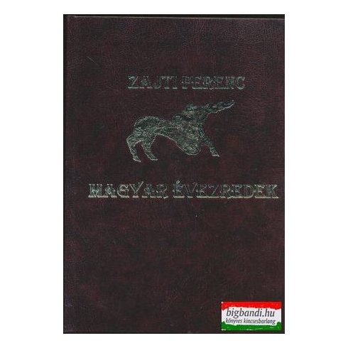 Zajti Ferenc - Magyar évezredek (skytha-hun-magyar faji azonosság) - reprint