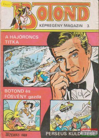 Botond - képregény magazin 3.