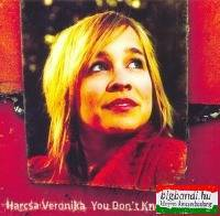 Harcsa Veronika - You Don't Know It's You CD