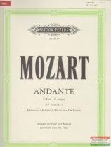 Andante C-Dur - Flöte und Orchester
