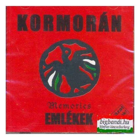 Kormorán - Emlékek - Memories CD (Kormorán)