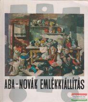 Aba-Novák emlékkiállítás - katalógus