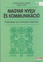 Magyar nyelv és kommunikáció  - Feladatlap az 5. évfolyam számára