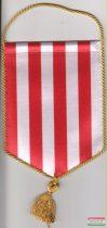 Autós zászló - Árpád-sávos