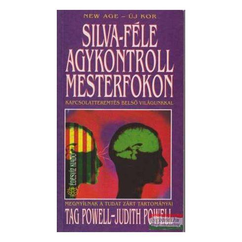Tag Powell-Judith Powell - Silva-féle agykontroll mesterfokon