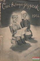 Őszi könyvjegyzék 1942