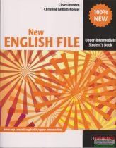 New English File Upper-intermediate Student's Book