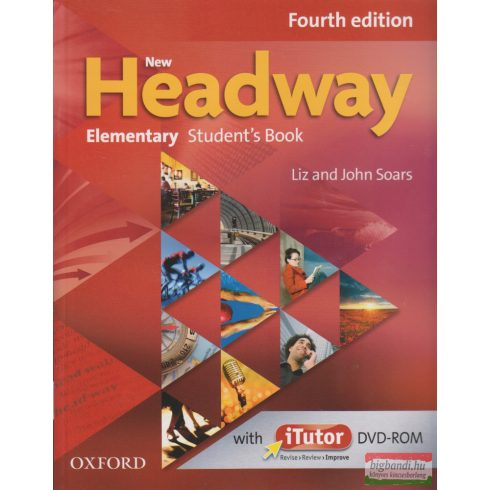 New Headway Elementary Student's Book Fourth Edition with iTutor DVD-ROM