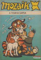Mozaik 1986/8. - A tigriscsapda