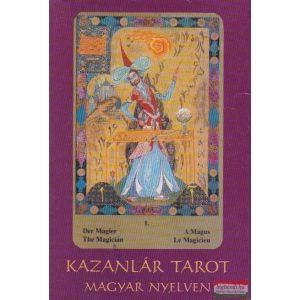 Kazanlár Emil - Kazanlár tarot - magyar nyelvű