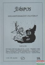 Jáspis - Szellemtudományi folyóirat 18. V. Évf. 1994 december