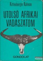 Utolsó afrikai vadászatom