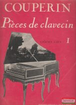 Francois Couperin: Pieces de clavecin I.