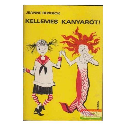 Jeanne Bendick - Kellemes kanyarót!