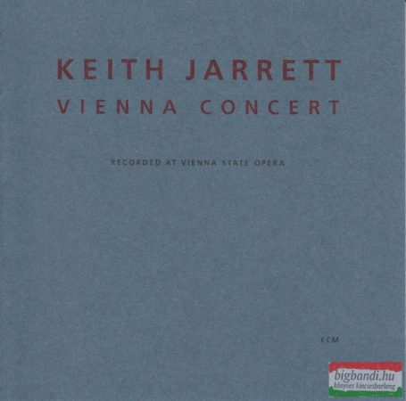 Keith Jarrett: Vienna Concert