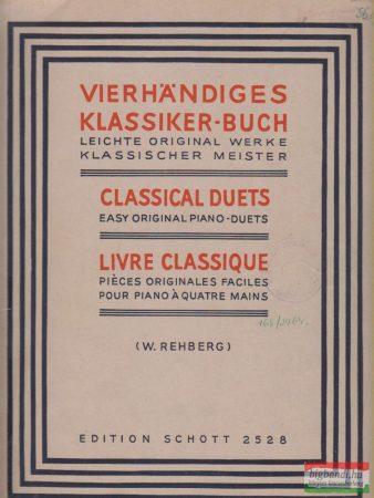 Vierhandiges Klassiker-Buch