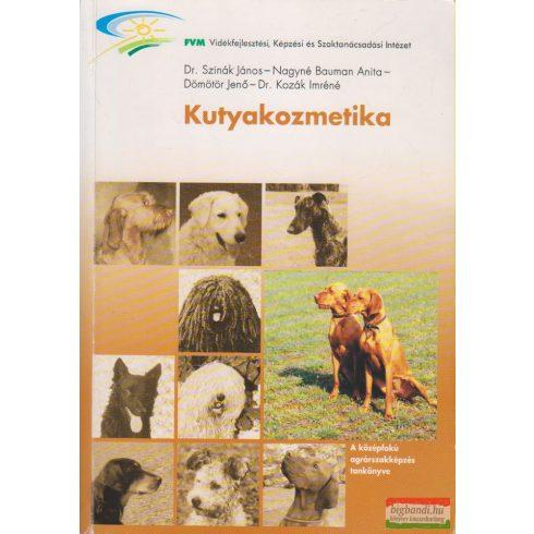 Dr. Szinák János, Nagyné Bauman Anita, Dömötör Jenő, Dr. Kozák Imréné - Kutyakozmetika