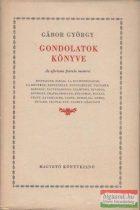 Gondolatok könyve - az aforizma francia mesterei