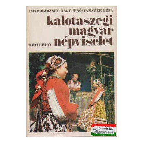Faragó József - Nagy Jenő - Vámszer Géza - Kalotaszegi magyar népviselet