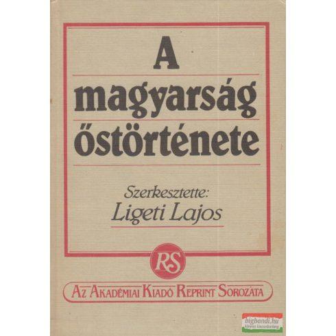 Ligeti Lajos szerk. - A magyarság őstörténete