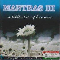 Mantras III. CD