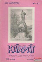 Kárpát - 1958 október I. évfolyam 10. szám