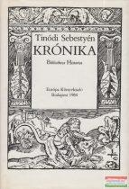 Tinódi Sebestyén - Krónika