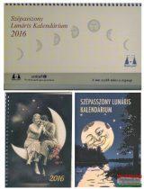 Szépasszony Lunáris Kalendárium 2016