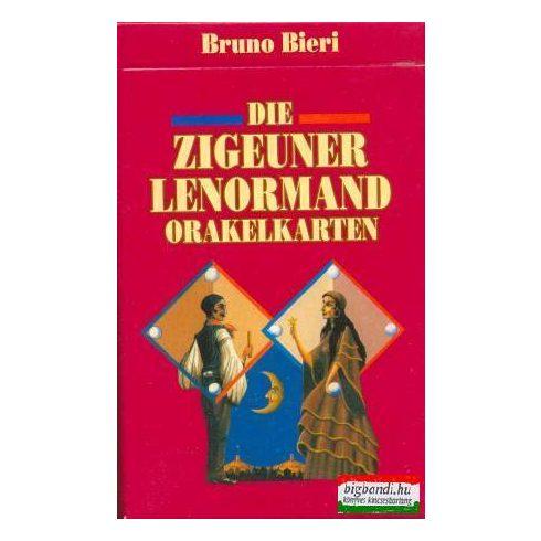 Die Zigeuner Lenormand Orakelkarten
