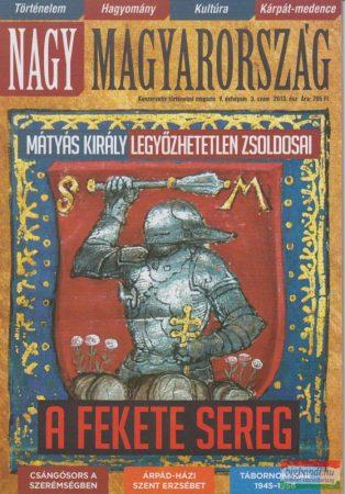 Nagy Magyarország 2013. ősz
