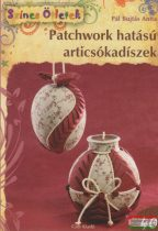 Pál Bujtás Anita - Patchwork hatású articsókadíszek