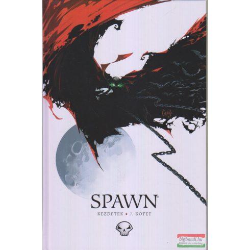 Todd McFarlana - Spawn: Kezdetek 7.
