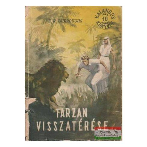 Tarzan visszatérése