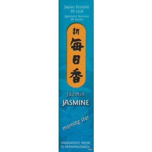 Morning Star japán füstölő - Jázmin