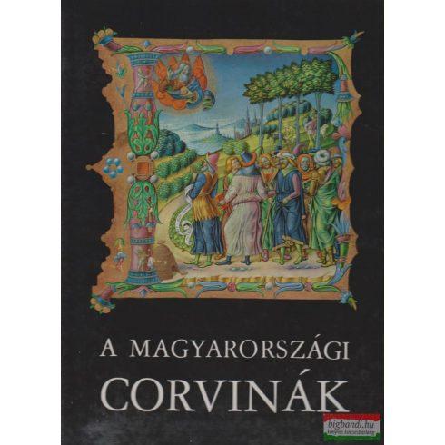 Berkovits Ilona szerk. - A magyarországi Corvinák