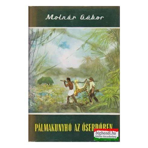 Molnár Gábor - Pálmakunyhó az őserdőben