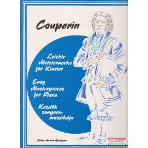 Kezdők zongoramuzsikája - Couperin