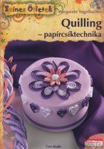 Quilling - papírcsíktechnika