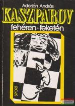 Kaszparov fehéren-feketén