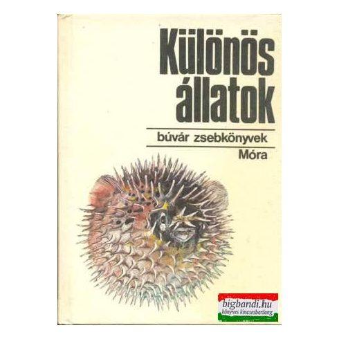 Karádi Ilona - Kőnig Frigyes - Különös állatok